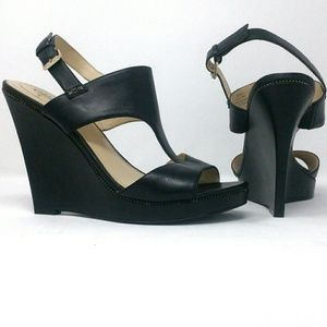 Guess Wedge Sandals size 9